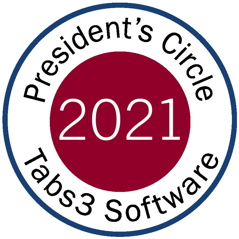 President's Circle Logo PC 2021